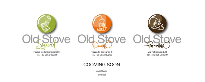 Old Stove Logos and Web Site