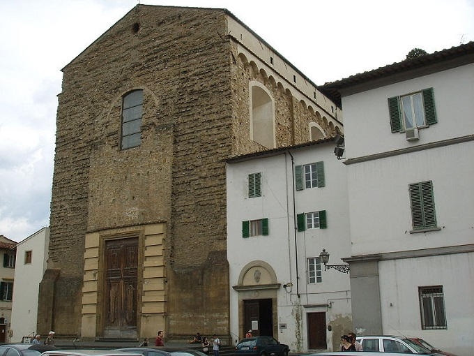 Church of Santa Maria del Carmine Florence