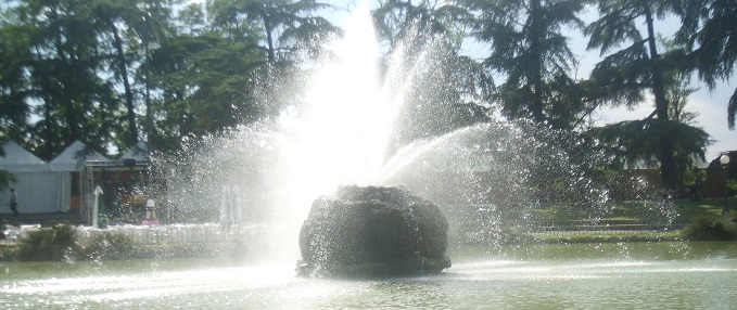 The Fountain alla Fortezza