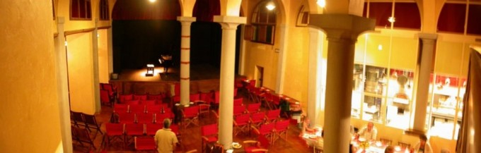 Teatro del Sale in Florence - Internal