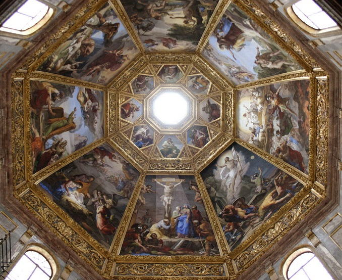 The Medici Chapel the Chapel the dome